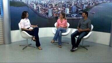 Ingrid Guimarães e Marcelo Faria apresentam peça em Aracaju - Ingrid Guimarães e Marcelo Faria apresentam peça em Aracaju