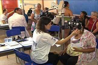 Aparecida de Goiânia recebe prestação de serviços e várias atividades no Ação Global - O evento, que é uma parceria entre a Rede Globo e o Sesi, aconteceu neste sábado (26) no Setor Garavelo, em Aparecida de Goiânia.