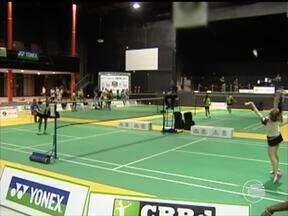 Atletas piauienses participam da II Etapa do Campeonato Brasileiro de Badminton - Atletas piauienses participam da II Etapa do Campeonato Brasileiro de Badminton