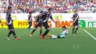 Vasco perde para o Luverdense e continua sem vencer na Série B do Brasileirão - O jogo foi na Arena Pantanal, em Cuiabá, estádio que terá jogos da Copa do Mundo.