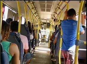 Transporte coletivo é reforçado para concurso da saúde de Palmas - Transporte coletivo é reforçado para concurso da saúde de Palmas