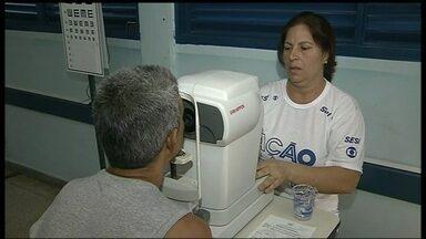 Ação Global atende 21,7 mil pessoas em Brasilândia - O Ação Global levou muita gente para o Centro Educacional 3, na Vila São José, em Brazlândia. O serviço mais procurado foi o exame de vista.