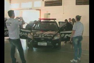 Polícia Civil de Ibirubá, RS, realiza evento de páscoa para crianças - As crianças conheceram o trabalho da polícia.