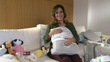 Wanessa mostra o enxoval do seu próximo bebê - Cantora dá dicas de roupinhas e como se organizar para ter um filho