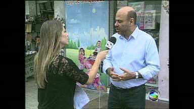 Comércio de Volta Redonda, RJ, tem horário especial para o Dia das Mães - A quase uma semana para o Dia das Mães (11), as lojas vão ficar de portas abertas atá mais tarde.