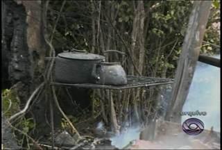 Homem que teve o corpo queimado em Santa Maria, RS, é transferido para Porto Alegre - O estado de saúde de Paulo Davi Pereira, de 29 anos, é grave.