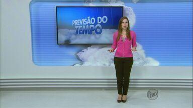 Confira a previsão do tempo para este sábado (3) no Sul de Minas - Confira a previsão do tempo para este sábado (3) no Sul de Minas