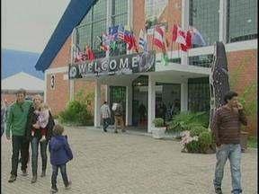 Feiras movimentam a região no fim de semana - A Expofred e a Exposol devem reunir centenas de visitantes.