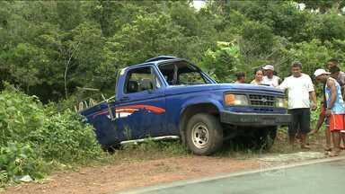 Motorista do caminhão envolvido no acidente de Bacuri vai ser ouvido pela polícia - Motorista do caminhão envolvido no acidente de Bacuri vai ser ouvido pela polícia.