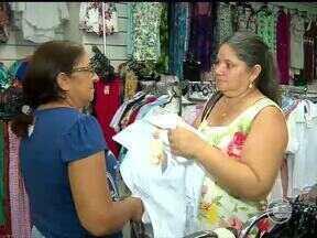 Lojistas de Teresina estão otimistas com vendas para o Dia das Mães - Lojistas de Teresina estão otimistas com vendas para o Dia das Mães