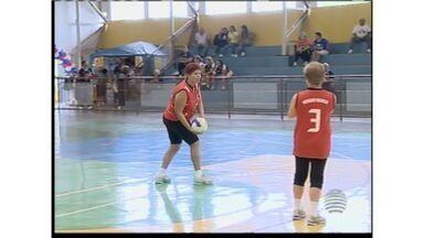 Sábado foi de disputas nos jogos regionais do idoso - Jori ocorre em Presidente Venceslau.