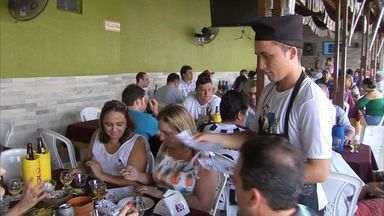 Público tem poucos dias para conferir os pratos do concurso Comida di Buteco - Veja lista de participantes no www.g1.com.br/ce
