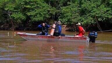 Rapaz é levado por correnteza de rio em Barra do Bugres (MT) - Um rapaz de 25 anos foi levado pela correnteza de um rio em Barra do Bugres.