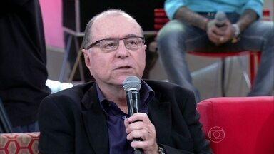 Lesão medular: Moisés Groisman explica a importância da família na recuperação - Psicanalista diz que os familiares não devem ficar se lamentando