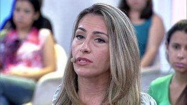 Sabrina perdeu os movimentos das pernas após cair de um balanço - Ela participou da Wings For Life World Run em Florianópolis