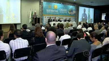 Começa em BH 7º Fórum Internacional pelo Desenvolvimento Sustentável - Serão discutidas ações para promover a responsabilidade socioambiental nas cidades.