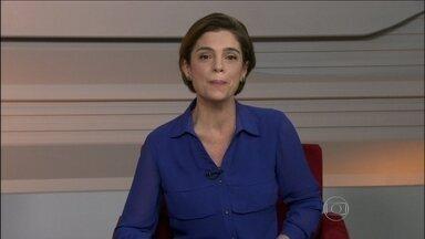 Renata Lo Prete fala sobre as negociações do MST e Dilma - Segundo a comentarista de economia Renata Lo Prete, o encontro foi realizado de última hora em um dia de manifestações. Os protestos aconteceram em pelo menos 12 capitais.