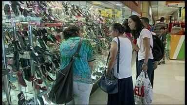 Dia das Mães esquenta o comércio no DF - O brasiliense está disposto a gastar mais com o presente do Dia das Mães.