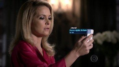 Geração Brasil - Capítulo de sábado, dia 10/05/2014, na íntegra - Pamela recebe uma mensagem de Herval