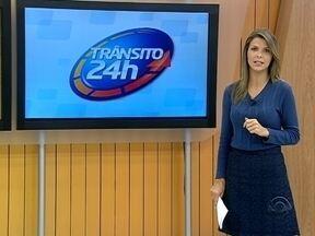 Trabalhadores da empresa de ônibus Santa Teresinha paralisam atividades - Trabalhadores da empresa de ônibus Santa Teresinha paralisam atividades na Grande Florianópolis