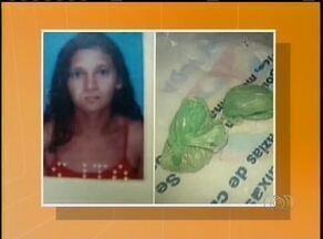 Mulher é presa ao levar drogas para o filho no Centro de Internação Provisória de Gurupi - Mulher é presa ao levar drogas para o filho no Centro de Internação Provisória de Gurupi