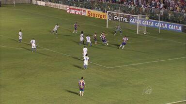 Fortaleza consegue primeira vitória sobre o Águia de Marabá na Série C - Ceará e Icasa treinam para entrar em campo pela quinta rodada da Série B.
