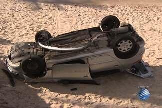 Número de pessoas que dirigem sem carteira preocupa o Detran de Salvador - Neste mês, dois condutores sem habilitação causaram acidentes na capital