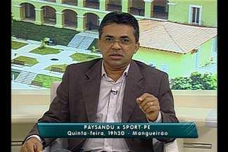 Carlos Ferreira comenta os destaques do esporte (13) - Confira os destaques do esporte paraense no programa Bom Dia Pará.