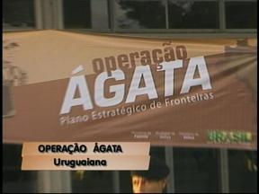 Cinco mil carros já foram vistoriados na Operação Ágata, nas fronteiras do RS - Operação, que acontece há oito anos, foi intensificada em razão da Copa do Mundo.