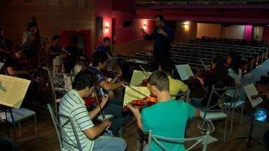 Orquestra Jovem de Mato Grosso se apresenta em Cuiabá - A Orquestra Jovem de Mato Grosso se apresenta em Cuiabá.