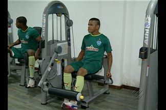Paysandu pensa no Sport e não quer descanso. - Papão espera ir bem na primeira partida em Belém, pela Copa do Brasil.