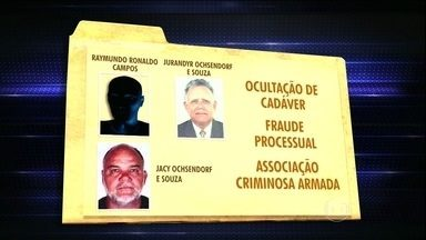 Cinco militares são denunciados pelo assassinato de Rubens Paiva - O Ministério Público Federal denunciou cinco militares pelo assassinato do deputado Rubens Paiva, morto em 1971, durante a ditadura militar.