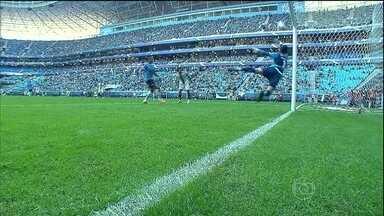 Quatro goleiros brilham no fim de semana - Técnico Muricy Ramalho, do São Paulo, pede sempre pro Ganso jogar mais perto da área. Ele fez isso no último jogo e marcou dois gols na vitória sobre o Flamengo.