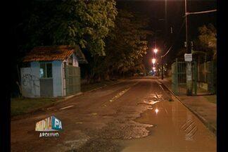 Preso o PM acusado de atirar em um policial civil e no filho dele no bairro, em Belém - O cabo da PM foi encaminhado para o centro de recuperação Anastácio das Neves.