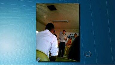 Amamsul pede explicações na justiça a prefeito cassado - Em um vídeo, publicado na internet, Alcides Bernal aparece fazendo acusações contra juízes e desembargadores