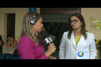 'Teste da Orelhinha' pode ser feito em maternidades públicas da Paraíba - Veja os benefícios de fazer este exame logo nos primeiros dias de vida.