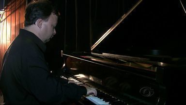 Teatro Deodoro apresenta recital de piano nesta quarta-feira (21), em Maceió - O professor de música da Escola Técnica de Artes da Ufal, Mário Borochi, fala do espetáculo, que começa a partir das 19:30, com composições do alemão, Johann Sebastian Bach, e do brasileiro Heitor Vila-Lobos.