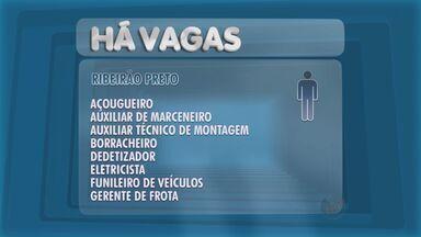 Confira as vagas de emprego em Ribeirão Preto - O Posto de Atendimento ao Trabalhador fica na Avenida Santa Luzia, no Jardim Sumaré.