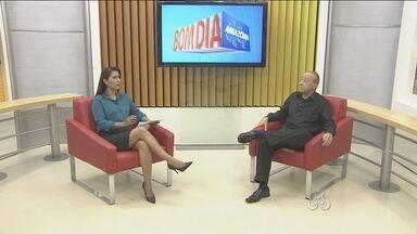 Evento apresenta novidades na tecnologia para rádio e televisão começa amanhã (22) - O Bom Dia Amazônia conversou com Edmilson Oliveira.