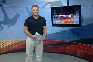 Íntegra do Esporte D - 22/05/2014 - O programa desta quinta-feira exibiu o treino do União Mogi, além de uma entrevista exclusiva de Paco Garcia, técnico do Mogi das Cruzes.