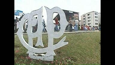 Em 1994, Atlético-PR vencia o Flamengo na reinauguração da Baixada - Em 1994, Atlético-PR vencia o Flamengo na reinauguração da Baixada