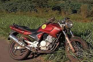 Motociclista morre em acidente em Goiânia - Passageira que estava com o piloto informou à polícia que eles haviam ingerido bebida alcoólica durante a noite.