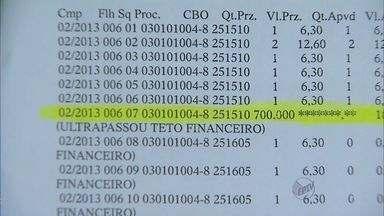 Erro de digitação pode ter feito Ministério da Saúde pagar valor indevido a hospital - Prefeitura de Altinópolis terá que devolver dinheiro.