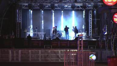 Festa Country começa nesta quinta-feira em Juiz de Fora - Músico Thiaguinho é a principal atração do primeiro dia de shows.