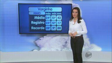 Confira a previsão do tempo para esta sexta-feira (30) no Sul de Minas - Confira a previsão do tempo para esta sexta-feira (30) no Sul de Minas