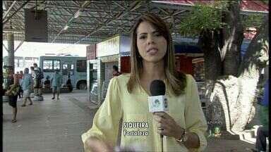 Terminal do Siqueira segue fechado um dia após motorista de ônibus ser assassinado - Motorista foi morto a facadas em tentativa de assalto a ônibus.