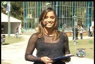 Confira o RJ Inter TV 1ª Edição desta sexta-feira (30) na íntegra - Telejornal foi ancorado ao vivo pela apresentadora Ana Paula Mendes no Palácio de Cristal, em Petrópolis, RJ.