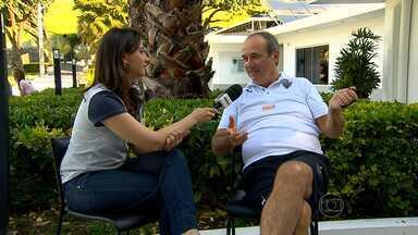 Em entrevista especial, Levir Culpi fala sobre o Japão e sua volta ao Brasil - Em conversa com Maíra Lemos, Levir faz um comparativo do futebol nos dois países.
