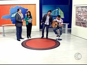 Cantor Guilherme Lopez faz show em Uberlândia - Na 22º Festa Junina do Umuarama o cantor é uma das atrações. Show será neste sábado (31).