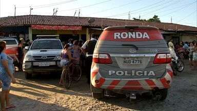 Sexto policial é baleado em Fortaleza em 10 dias - Policial foi ferido na costela nesta sexta-feira.